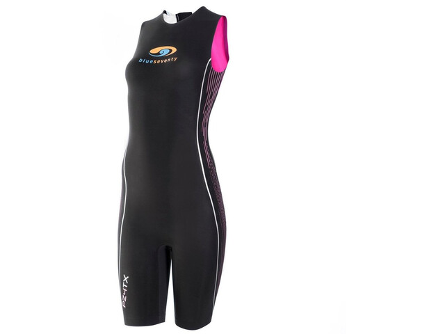 blueseventy PZ4TX Kombinezon pływacki Kobiety, black-white-purple